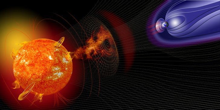 STEREO Images Solar Storms