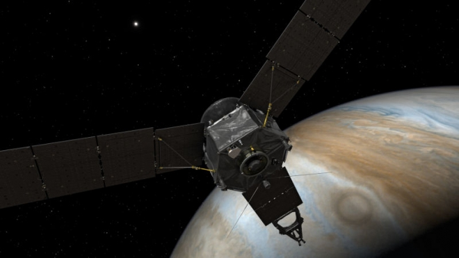 NASAs Juno Spacecraft Completes Eleventh Jupiter Flyby