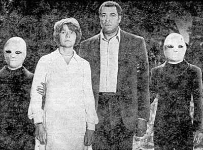 1961 год. Похищение Бетти и Барни Хилл