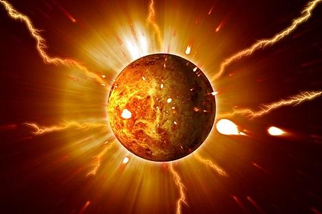 Утром 12 сентября Землю ожидает мощная солнечная буря