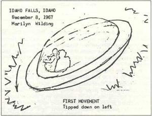 1967 год. Айдахо, еще одно одна история про инопланетян