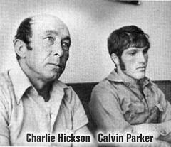 1973 год. Странный случай Кэлвина Паркера и Чарльза Хиксона