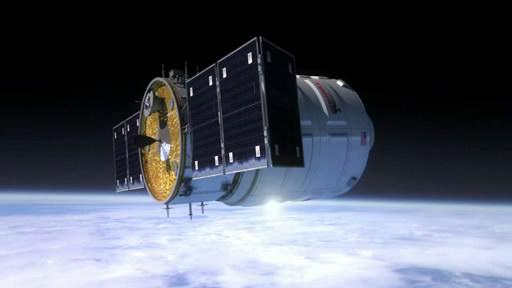 """Американский корабль """"Сигнус"""" доставит на МКС более 2 тонн груза"""
