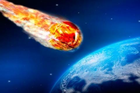 Астероид 27 марта 2015