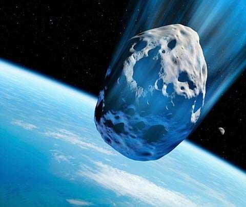 Астероид UR116 летит к Земле
