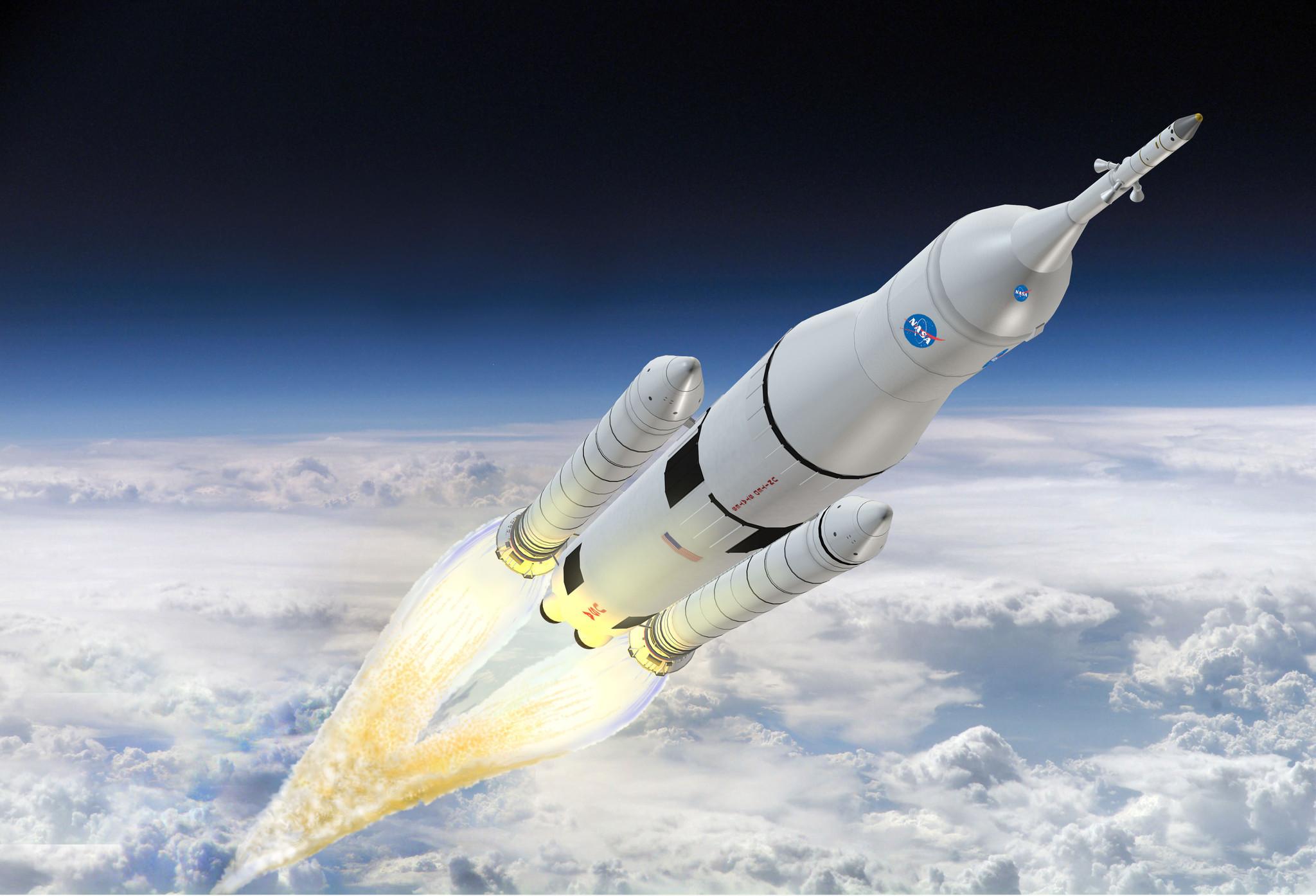 first rocket launch