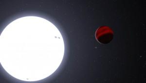 Экзопланета WASP-33b