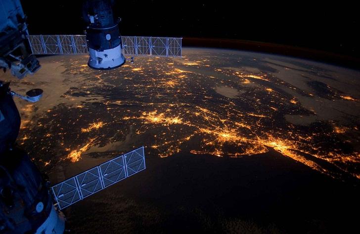 земли из космоса картинки