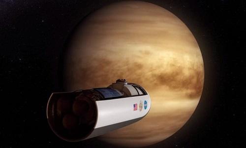 NASA готовит полет к Венере