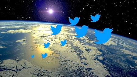 Ход экспедиции МКС будет идти в Twitter`е