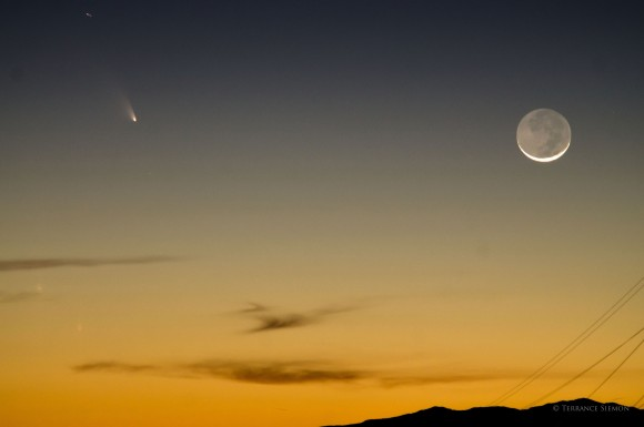 Комета Pan-STARRS