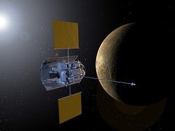 Космический исследователь Меркурия MESSENGER прекращает свою работу