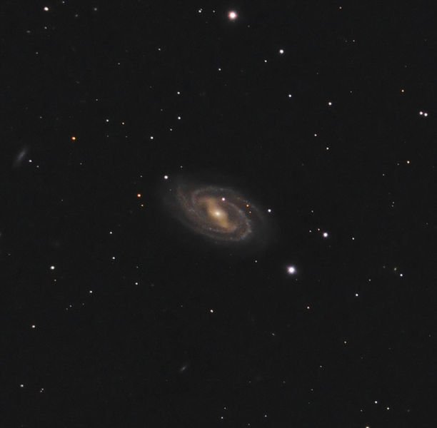 M109 - галактика в созвездии Большая Медведица