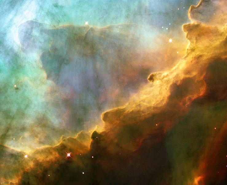 М17 - Туманность Омега