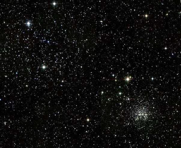 M35 - Рассеянное скопление