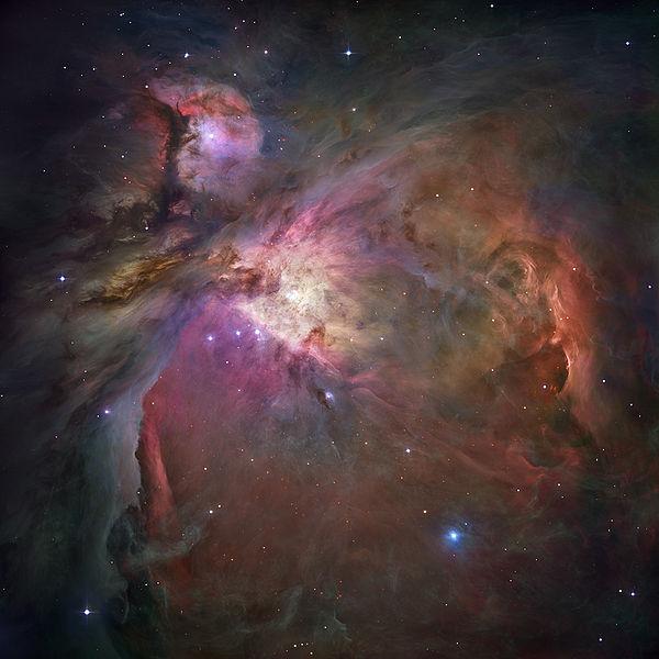 M42 - Туманность Ориона