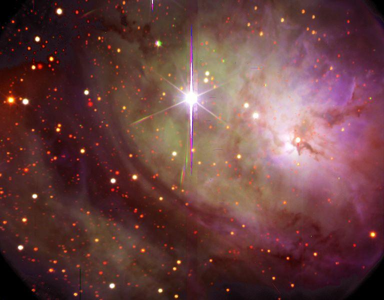 М8 - Туманность Лагуна