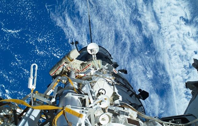 МКС осуществила 100 тысяч витков вокруг Земли