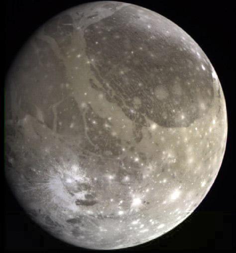 На спутнике Юпитера возможно есть жизнь