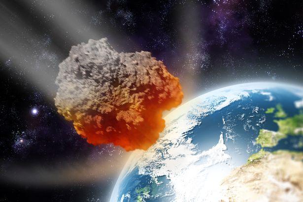 На Землю надвигается астероид 86666 (2000 FL10)
