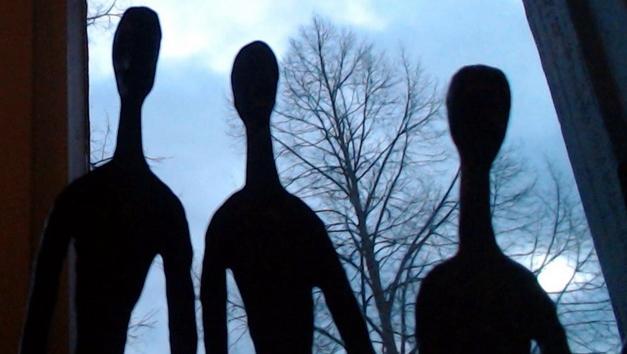 План действий при обнаружении инопланетян