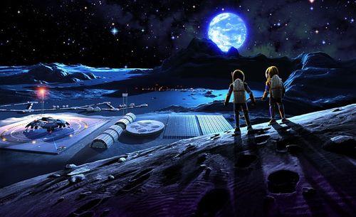 Роскосмос не возьмёт туристов на Луну ни за какие деньги