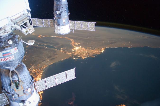 Роскосмос проведёт эксперимент по передаче энергии в космосе