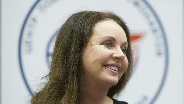 Сара Брайтман приехала в Москву для подготовки полёта на МКС