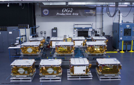 Sierra Nevada заканчивает отгрузку 11 спутников ORBCOMM