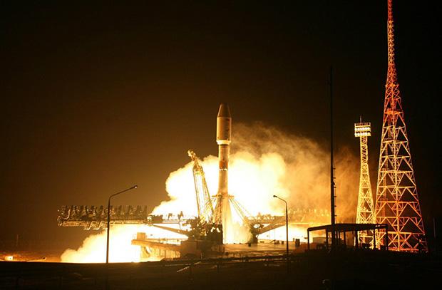 «Союз-2.1б» успешно доставил на орбиту спутник «Тундра»
