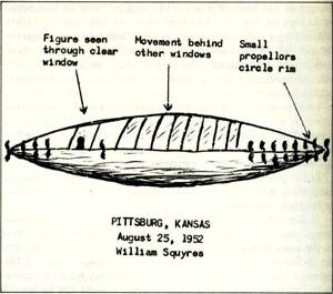 1952 год. Штат Канзас, встреча с инопланетянами