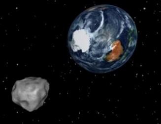 Астероид 18 февраля 2014