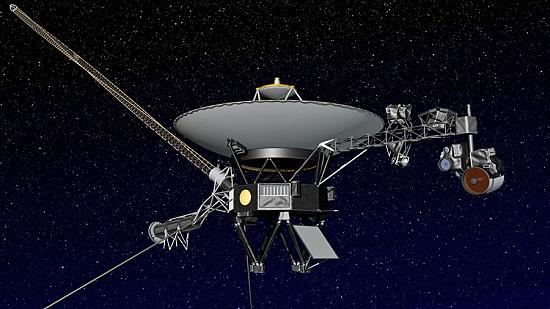 Voyager 1 покинул пределы Солнечной системы