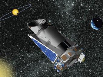 Телескоп Kepler изображение