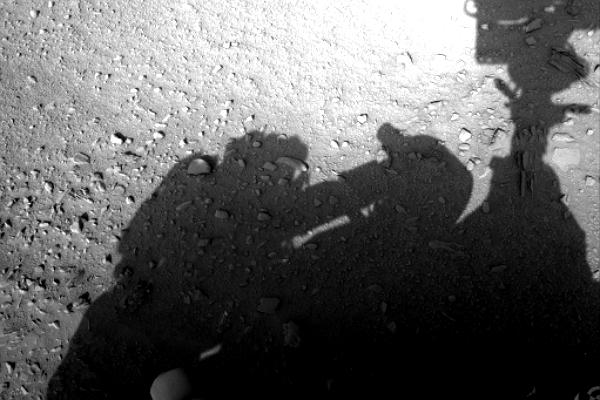 Тень «марсианина»
