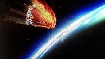 28 октября рядом с Землей пролетел астероид