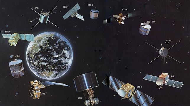 В Китае открылась спутниковая выставка 12 ноября 2015 года
