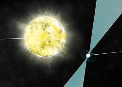 В космосе обнаружен алмаз размером с Землю