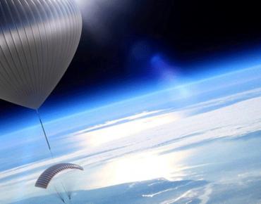 В США изобрели воздушный шар для полета на высоту 30 км.
