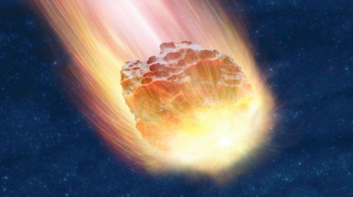 В США упал метеорит 20 ноября 2015 года