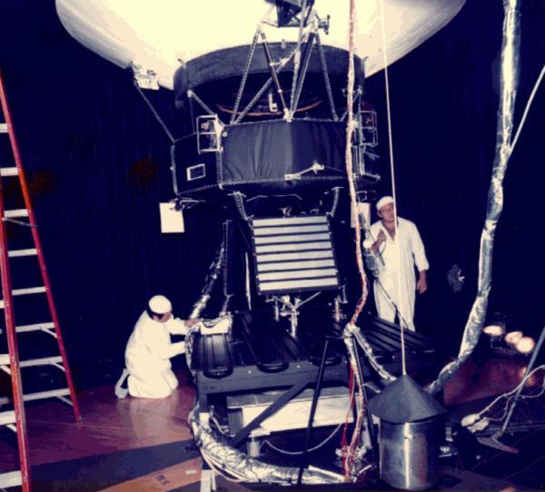 Зонд Voyager-1