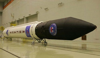 Запуск ракеты Ангара