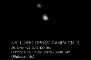 Снимки Плутона и Харона