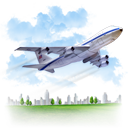 Полет самолетов онлайн