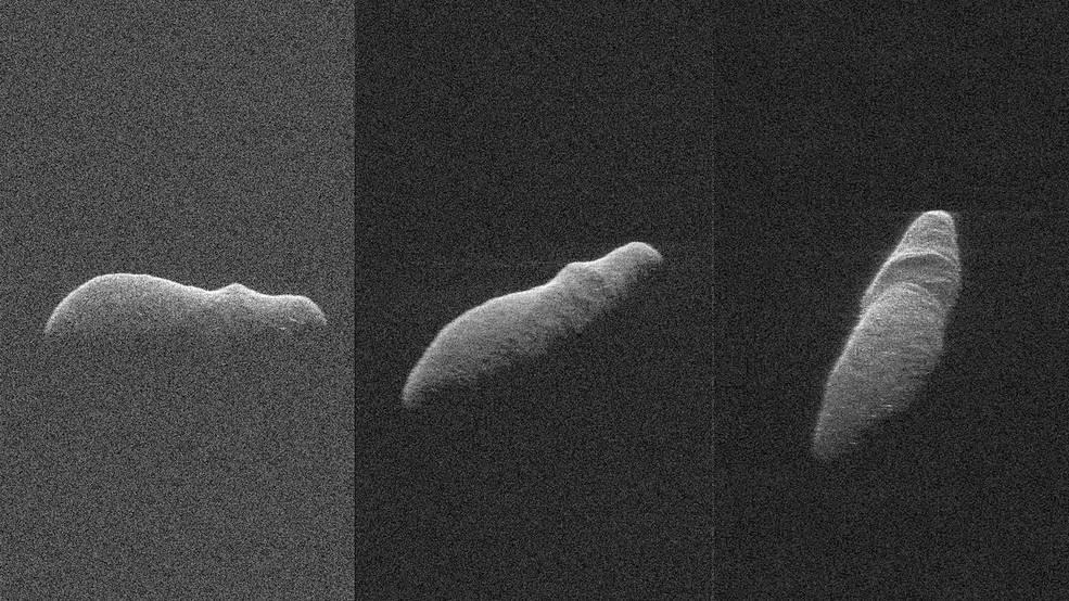 Астероид SD220