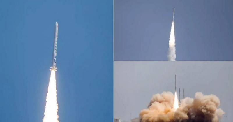 Китайцы впервые провели успешный частный космический запуск