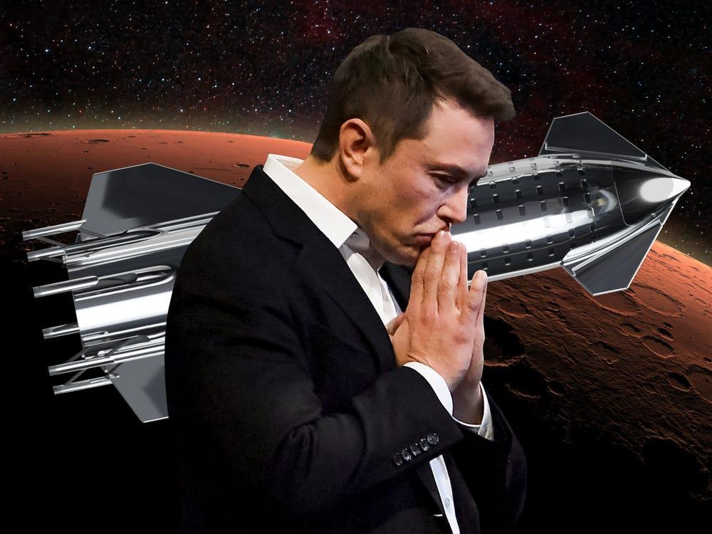 Илон Маск не верит в существование инопланетян