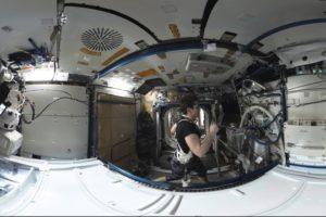 Космонавты прокомментировали поломку туалетов на МКС 27 ноября 2019 года