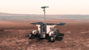 На Землю доставят грунт с Марса