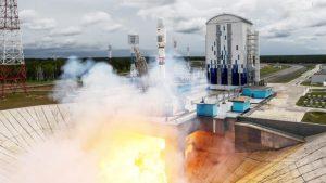 Первый в 2020 году запуск с космодрома Восточный запланирован на апрель